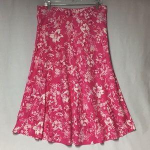 American Living Skirt